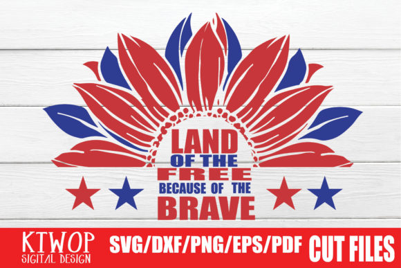 Print on Demand: Fourth of July Bundle, Independence Day Graphic Crafts By KtwoP - Image 5