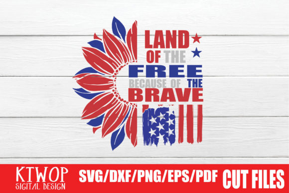 Print on Demand: Fourth of July Bundle, Independence Day Graphic Crafts By KtwoP - Image 8