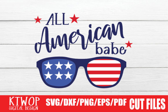 Download Free Fourth Of July Bundle Independence Graphic By Ktwop Creative SVG Cut Files
