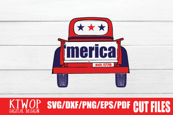 Print on Demand: 'merica Graphic Crafts By KtwoP
