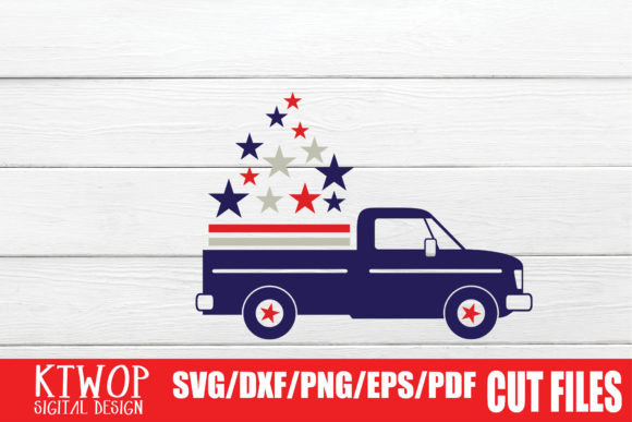 Print on Demand: Fourth of July, Independence Day Graphic Crafts By KtwoP