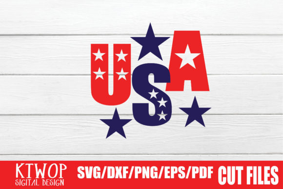 Fourth Of July Independence Day Graphic By Ktwop Creative Fabrica