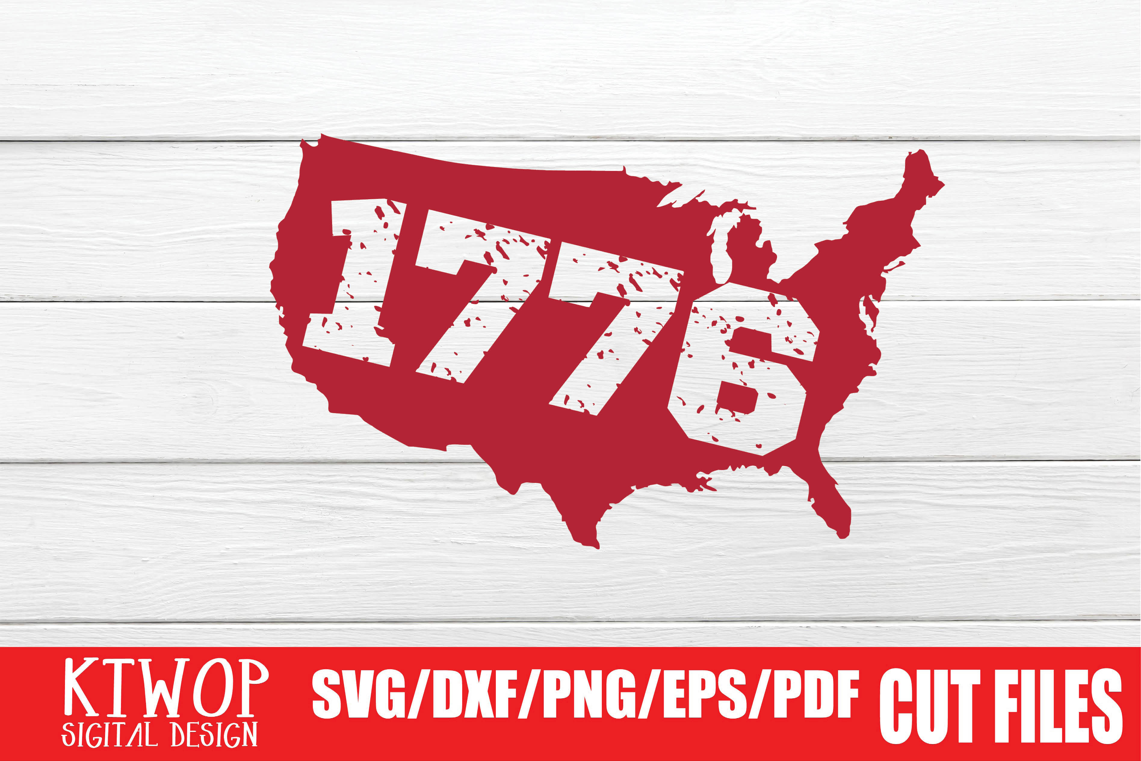 Download Free 1776 Graphic By Ktwop Creative Fabrica for Cricut Explore, Silhouette and other cutting machines.