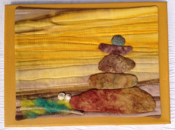 Serenity Rocks Graphic Quilt Patterns By quiltedfabricart - Image 2