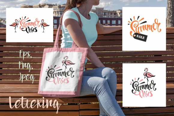 Summer Vibes Graphic Illustrations By grigaola - Image 5