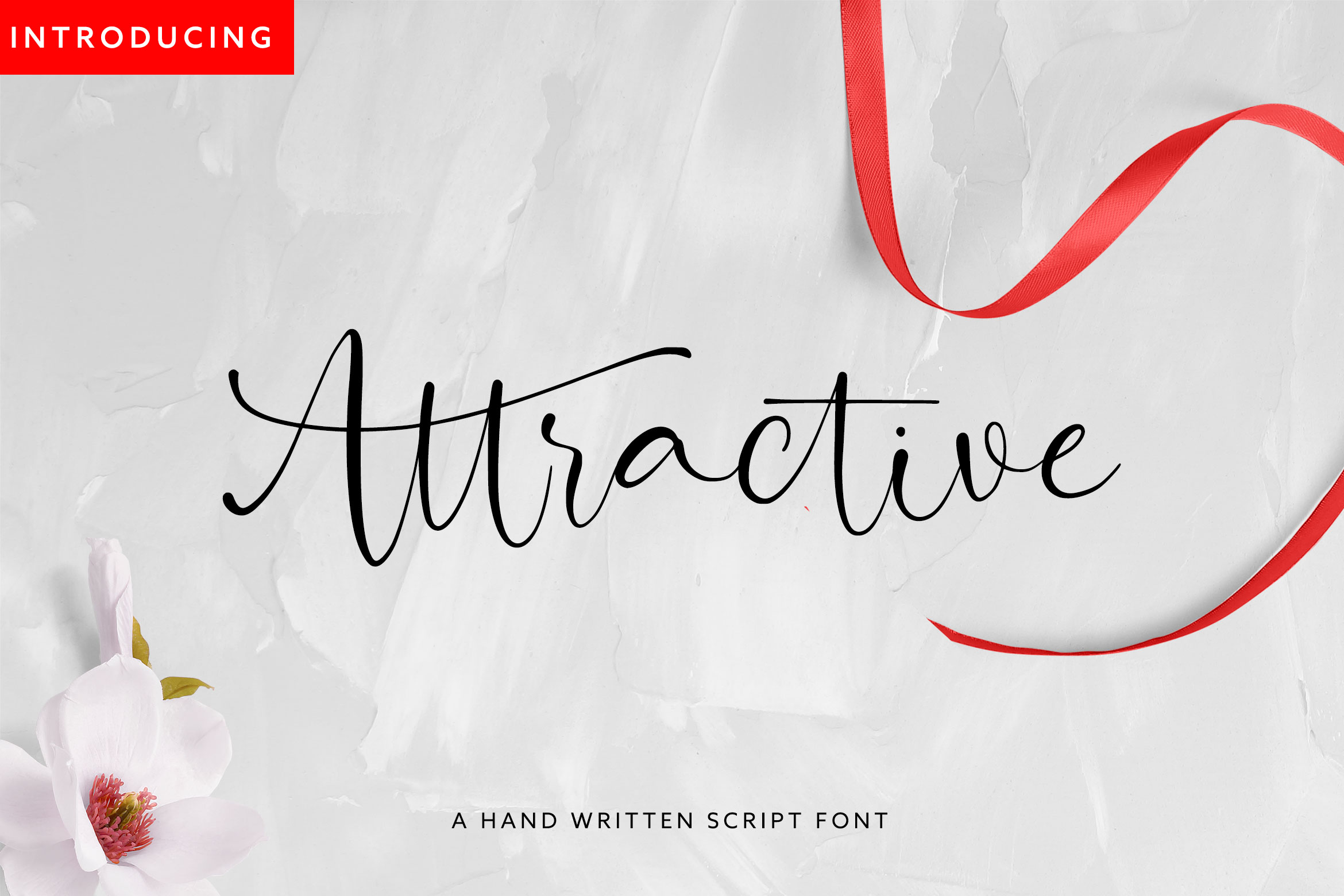 Download Free Attractive Font By Juncreative Creative Fabrica SVG Cut Files