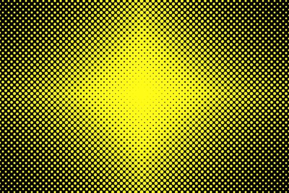 Download Free Halftone Pattern Graphic By Davidzydd Creative Fabrica for Cricut Explore, Silhouette and other cutting machines.