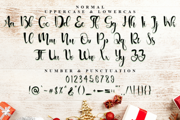 Print on Demand: Perfect Stenlies Script & Handwritten Font By Inermedia STUDIO - Image 6