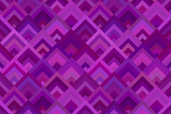 Download Free Purple Seamless Geometrical Pattern Graphic By Davidzydd for Cricut Explore, Silhouette and other cutting machines.