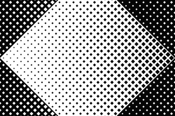 Download Free Seamless Monochrome Square Pattern Graphic By Davidzydd for Cricut Explore, Silhouette and other cutting machines.