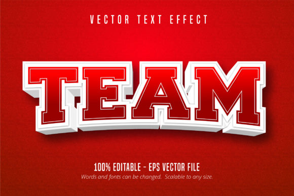 Download Free Sport Style Editable Text Effect Graphic By Mustafa Beksen for Cricut Explore, Silhouette and other cutting machines.