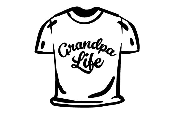 Download Free Grandpa Life Svg Cut File By Creative Fabrica Crafts Creative for Cricut Explore, Silhouette and other cutting machines.