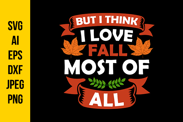 Download Free Autumn Quotes For Tee Graphic By Tosca Digital Creative Fabrica for Cricut Explore, Silhouette and other cutting machines.