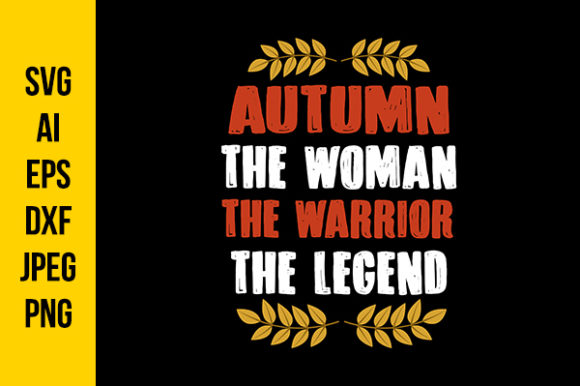 Download Free Autumn Quotes For T Shirt Graphic By Tosca Digital Creative SVG Cut Files