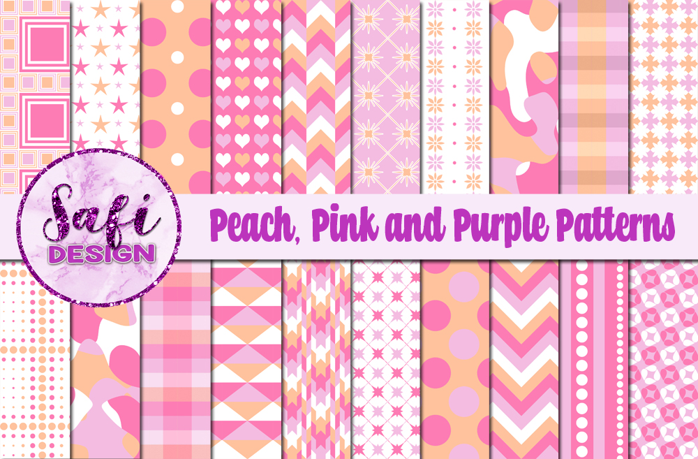 Download Free Digital Papers Backgrounds With Patterns Graphic By Safi Designs for Cricut Explore, Silhouette and other cutting machines.