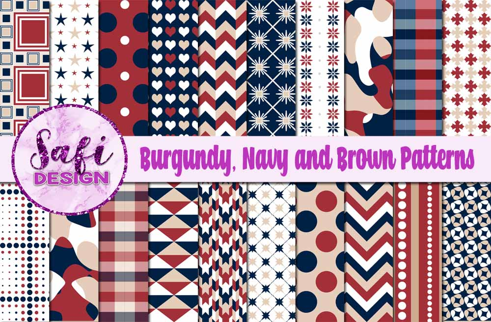 Download Free Digital Papers Pattern Backgrounds Graphic By Safi Designs for Cricut Explore, Silhouette and other cutting machines.