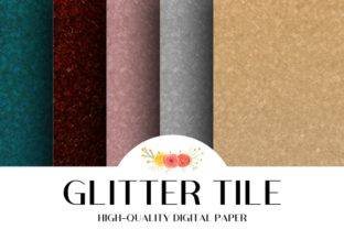 Glitter Tile Surface Gemstone Texture Graphic By Atlasart