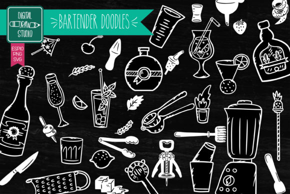 Download Free 736 Beverage Designs Graphics for Cricut Explore, Silhouette and other cutting machines.