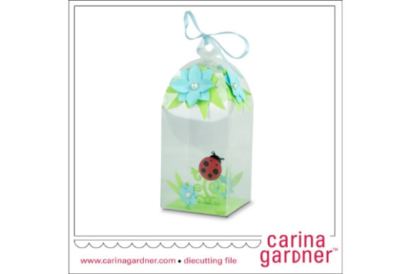 Download Free Ladybug In A Bottle Graphic By Carina2 Creative Fabrica for Cricut Explore, Silhouette and other cutting machines.