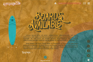 Print on Demand: Native Miles Display Font By Balibilly Design 4