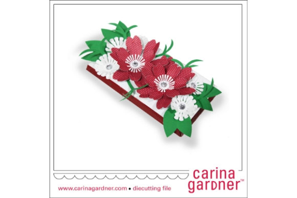 Pink Candy Bar Bouquet Graphic 3D SVG By carina2