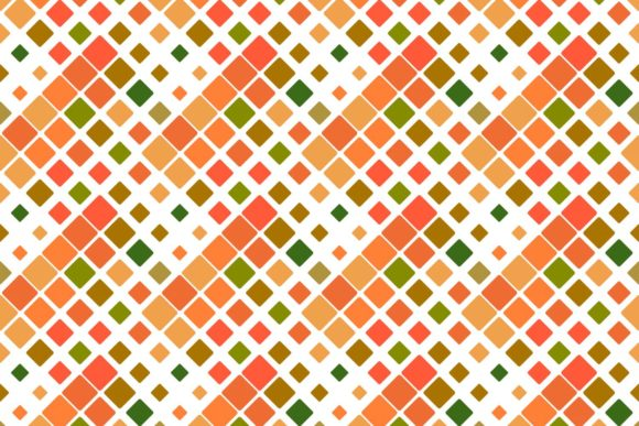 Download Free Seamless Multicolored Square Pattern Graphic By Davidzydd for Cricut Explore, Silhouette and other cutting machines.