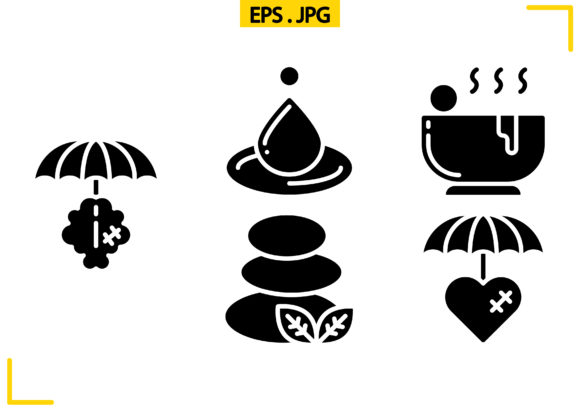 Therapy Solid Graphic Icons By raraden655