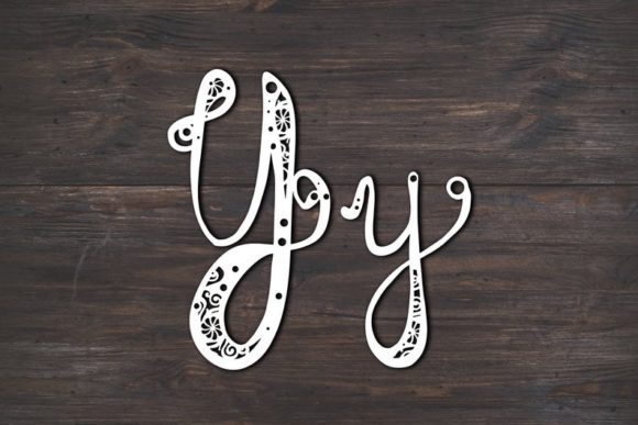 Download Free Y Monogram Mandala Graphic By Fortunasvg Creative Fabrica for Cricut Explore, Silhouette and other cutting machines.