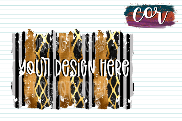 Print on Demand: Brush Strokes Design Element Graphic Crafts By designscor