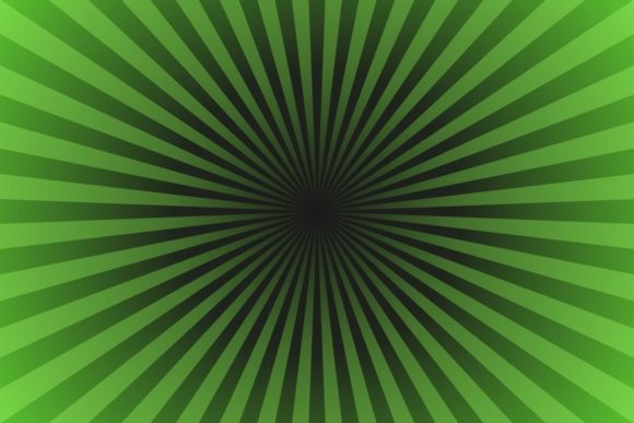 Green Ray Burst Background Grafik Hintegründe von davidzydd