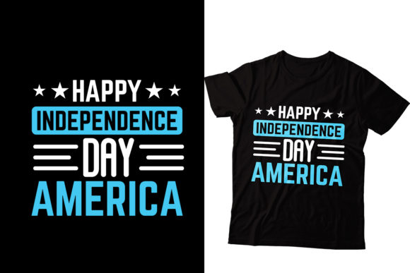 Download Free Happy Independence Day T Shirt Designs Graphic By Storm Brain for Cricut Explore, Silhouette and other cutting machines.
