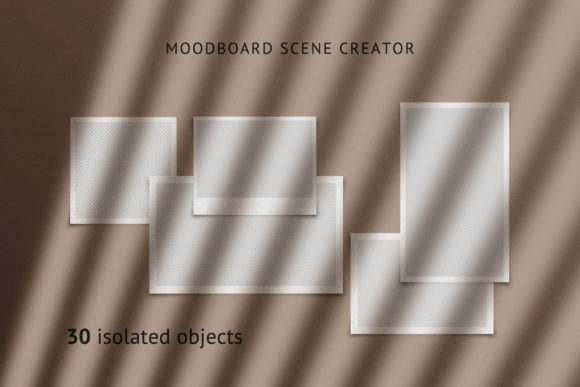 Download Free Moodboard Scene Creator Graphic By Dmitry Mashkin Creative Fabrica for Cricut Explore, Silhouette and other cutting machines.
