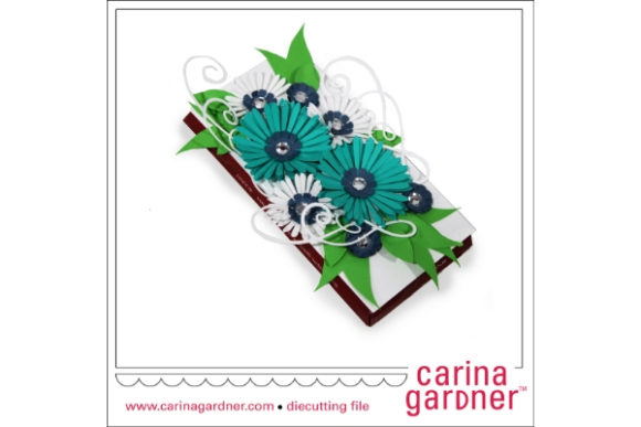 Sweet Candy Bar Bouquet Graphic 3D SVG By carina2 - Image 1