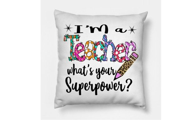 Teacher Sublimation Template Graphic Print Templates By aarcee0027 - Image 3