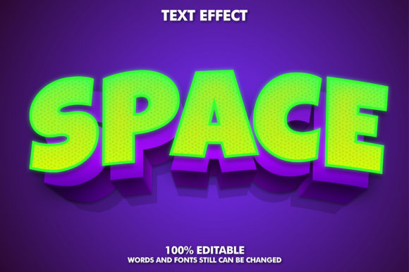Text Effect - 3D Cartoon Text Effect Graphic Layer Styles By memetxsaputra