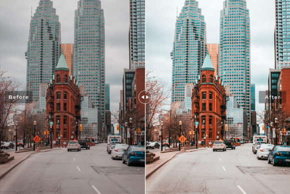 Print on Demand: Toronto Pro Lightroom Preses Pack Graphic Actions & Presets By Creative Tacos - Image 3