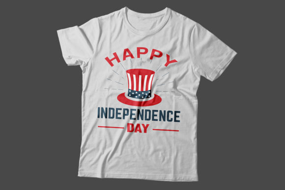4th July Independence Day T-Shirt Design Graphic Print Templates By Storm Brain - Image 2
