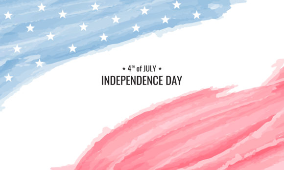 Print on Demand: 4th of July - Independence Day Graphic Backgrounds By be young