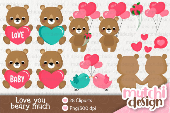 Enchanted Woodland Clipart Set Graphic By Mutchi Design Creative Fabrica