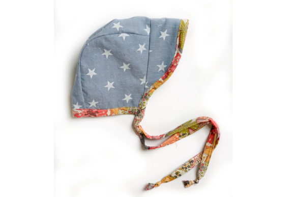 Download Free May Bonnet Baby Sewing Pattern Graphic By Sweet Mama Makes for Cricut Explore, Silhouette and other cutting machines.
