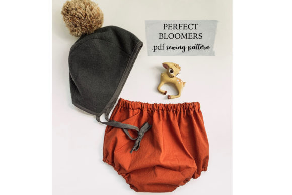 Perfect Bloomers Sewing Pattern Graphic Needle Arts By Sweet Mama Makes - Image 4