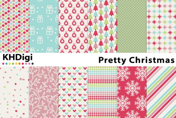 Download Free Rainbow Days Digital Paper Graphic By Khdigi Creative Fabrica for Cricut Explore, Silhouette and other cutting machines.