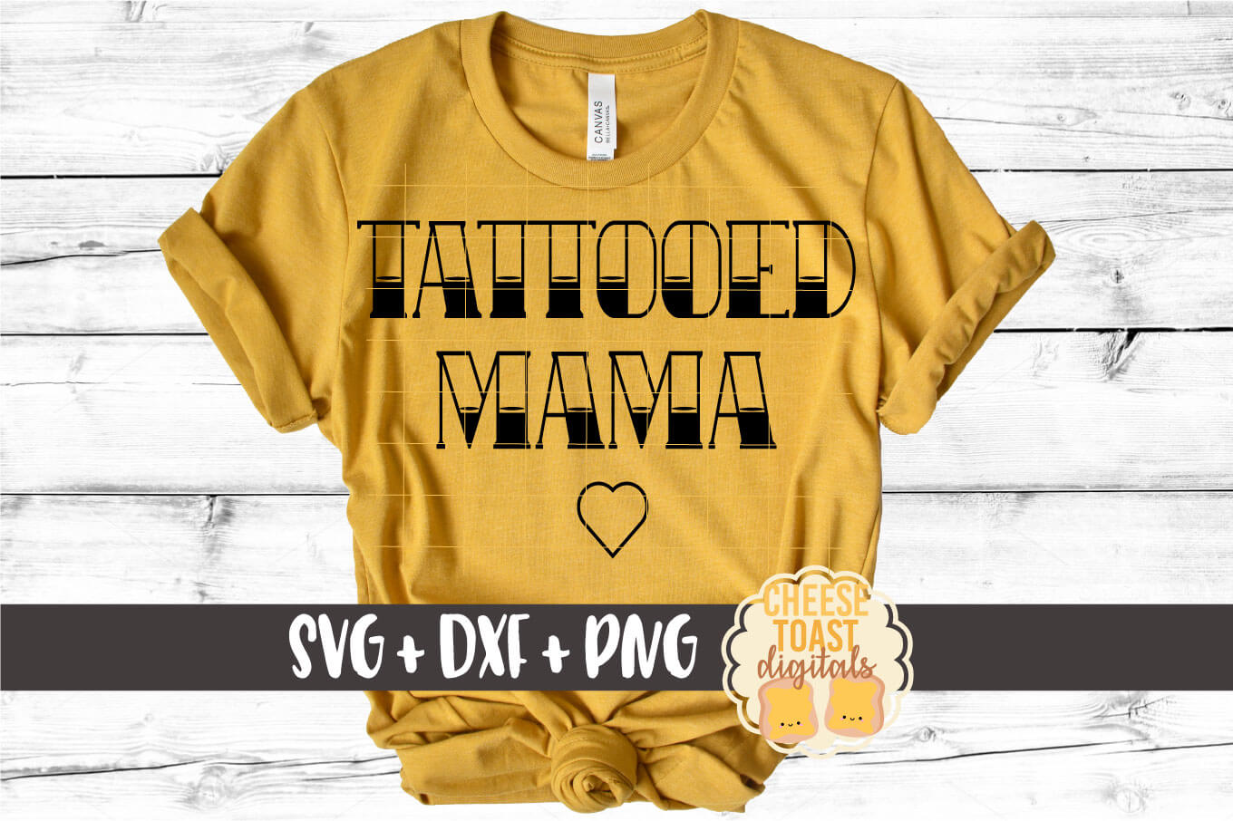 Download Free Tattooed Mama Graphic By Cheesetoastdigitals Creative Fabrica for Cricut Explore, Silhouette and other cutting machines.