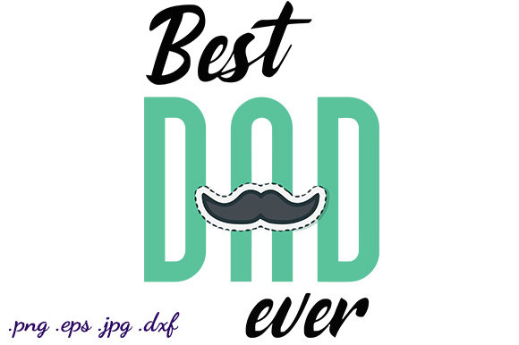 Download Free Dad My Hero Graphic Father S Day Graphic Graphic By for Cricut Explore, Silhouette and other cutting machines.