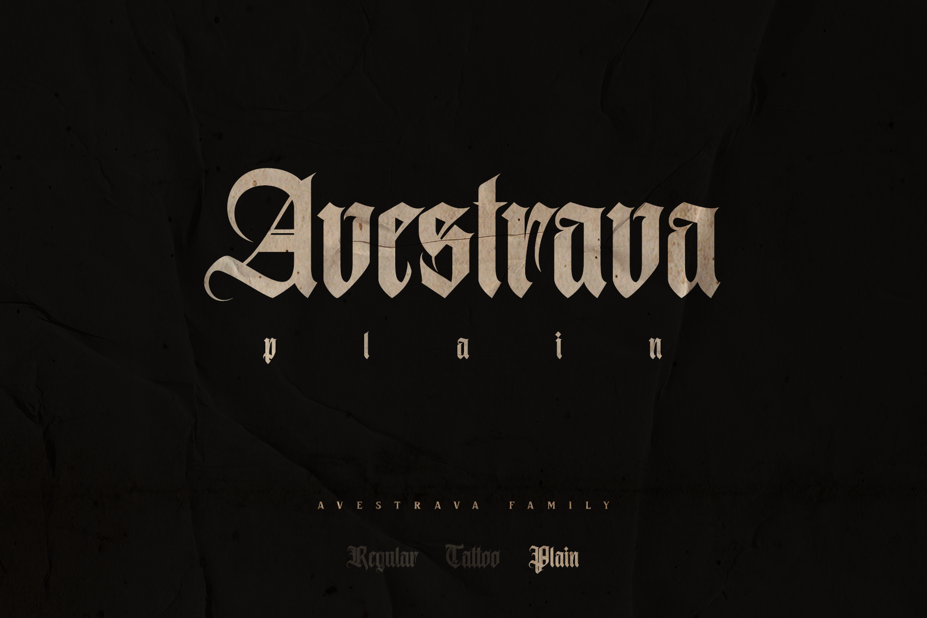 Download Free Avestrava Plain Font By Ilhamtaro Creative Fabrica for Cricut Explore, Silhouette and other cutting machines.