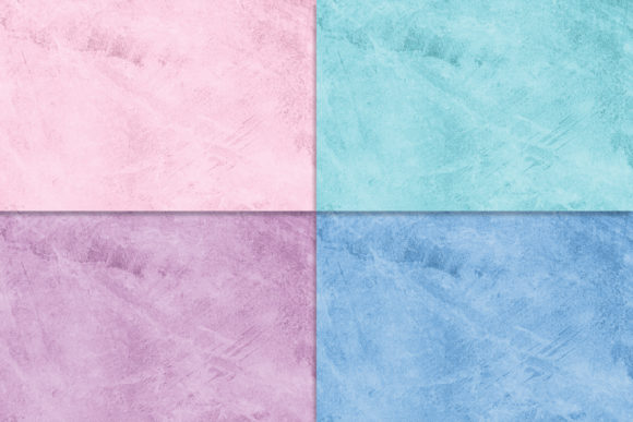 Print on Demand: Essentials - Textured Solids Graphic Backgrounds By KHDigi - Image 4