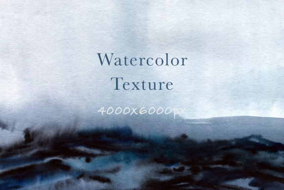 Download Free Watercolor Texture Sea Ocean Horizon Graphic By for Cricut Explore, Silhouette and other cutting machines.