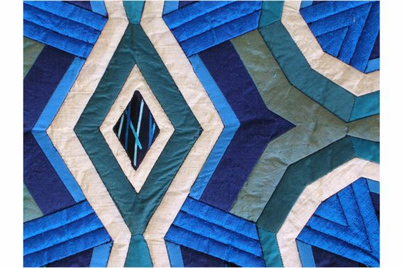All That Glitters Crystal Quilt Pattern Graphic Download