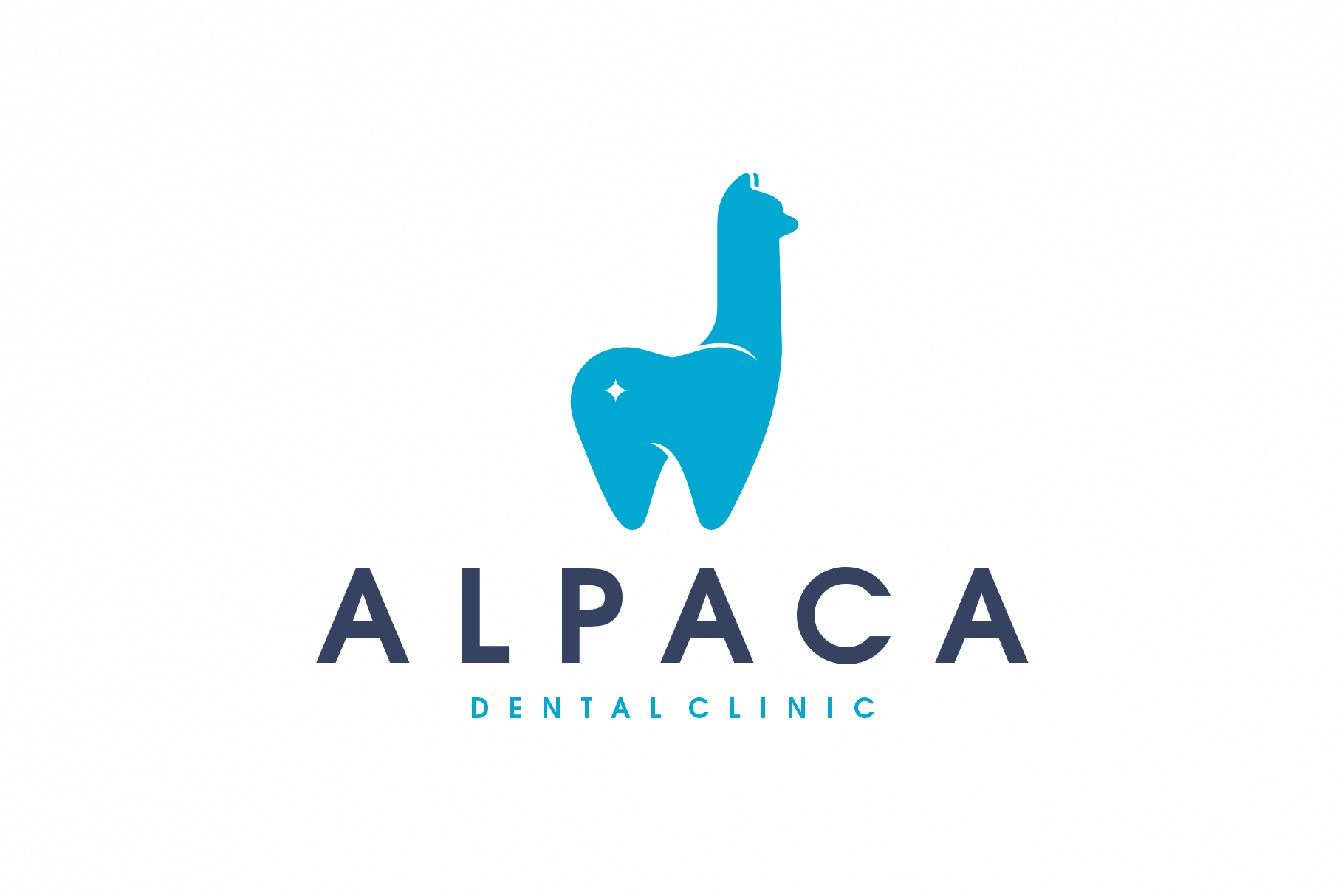 Download Free Alpaca Tooth Logo Template Graphic By Vectorwithin Creative for Cricut Explore, Silhouette and other cutting machines.