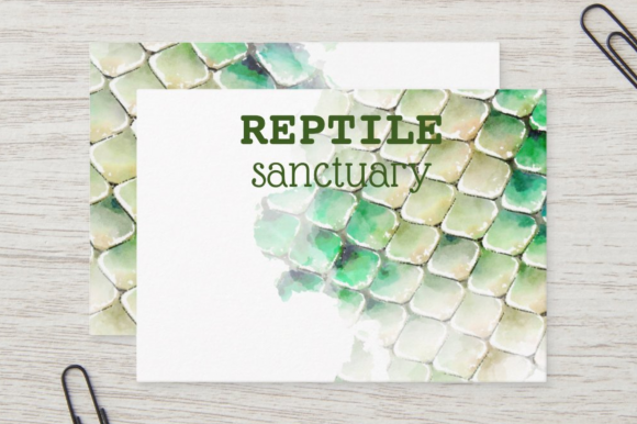Print on Demand: Animal Skin Watercolor Wash Splashes Graphic Backgrounds By Prawny - Image 6